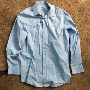 Merona men's XXL slim fit dress shirt